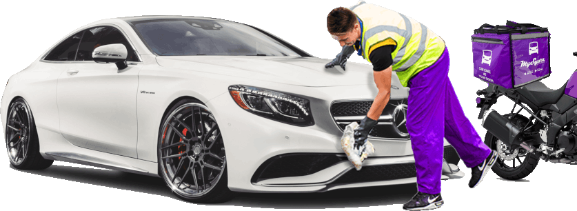 Waterless Car Interior Cleaning Service